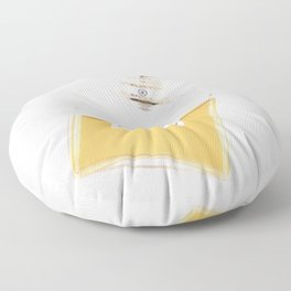 Design and Fragrance Floor Pillow