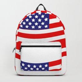 United States flag Backpack