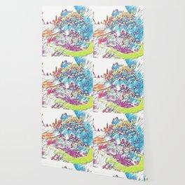 Garden of Colors Wallpaper