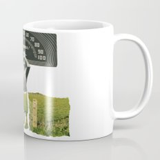 Don't Let The Speed Of Time, Fence You In...... Mug
