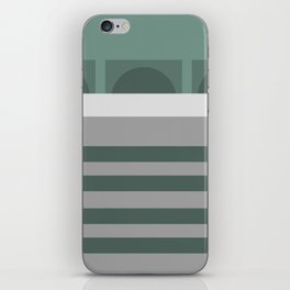 Tunnels #abstract #graphic iPhone Skin