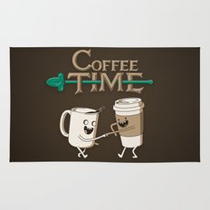 Coffee Time! Rug