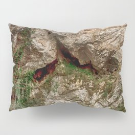 The Holy Cave of Covadonga Pillow Sham