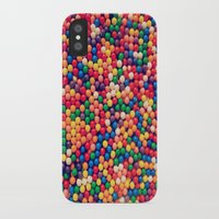 gumball iPhone & iPod Cases featuring Gumball Pop by WayfarerPrints