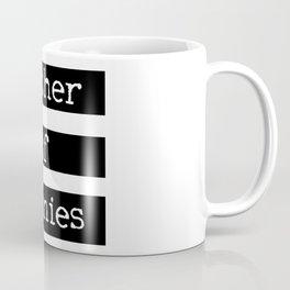 Mother of bunnies Coffee Mug