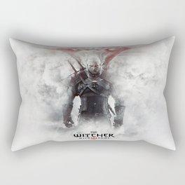 The Witcher - Wild hunt Rectangular Pillow