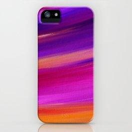 PINK AURORA iPhone Case