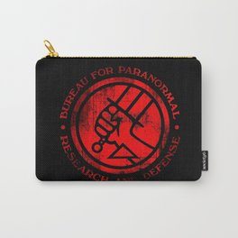 Hell Boy - Bureau For Paranormal Research And Defense Carry-All Pouch