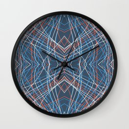 Firedrake Wall Clock