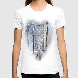Winter-avenue T-shirt