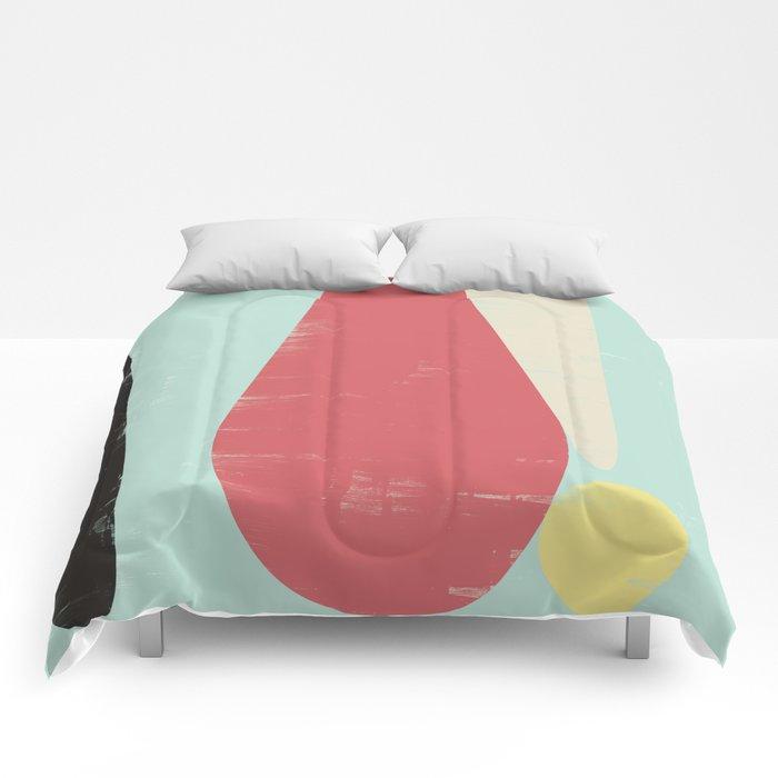 Fluid V Comforters