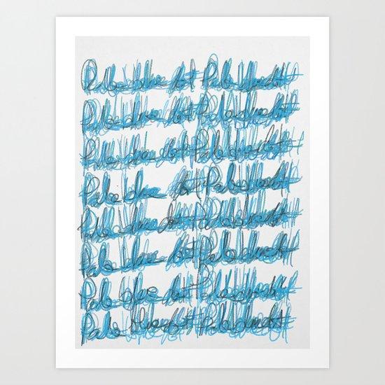 For Carl Art Print