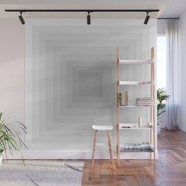 Gray Monochrome Wall Mural