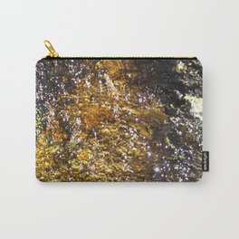 Water On Dark Stone Carry-All Pouch