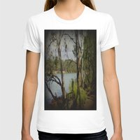 murray T-shirts featuring The Mighty Murray River by Chris' Landscape Images & Designs