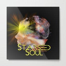 Starseed Soul Metal Print