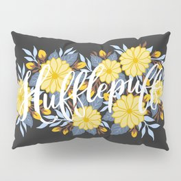 Hufflepuff Pillow Sham