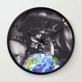 Mr. Fix-It Wall Clock