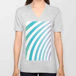 Directly from the rainbow Unisex V-Neck