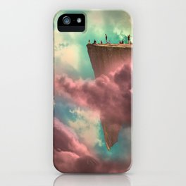 The Fiscal Cliff iPhone Case
