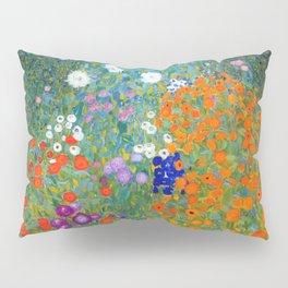 Gustav Klimt - Cottage Garden Pillow Sham