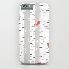 Birch Birds Slim Case iPhone 6s