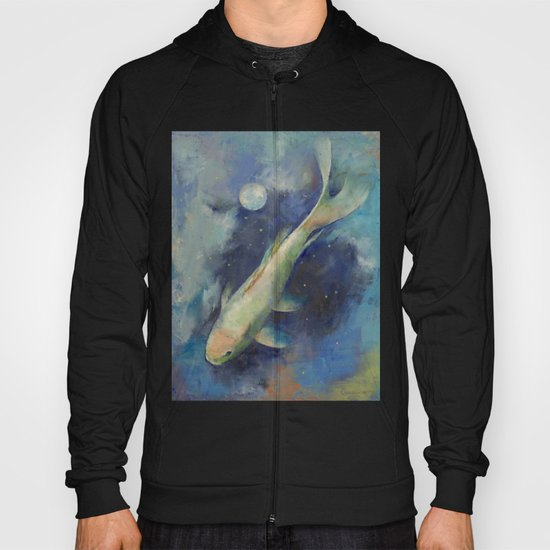 Beneath the Moon and Stars Hoody