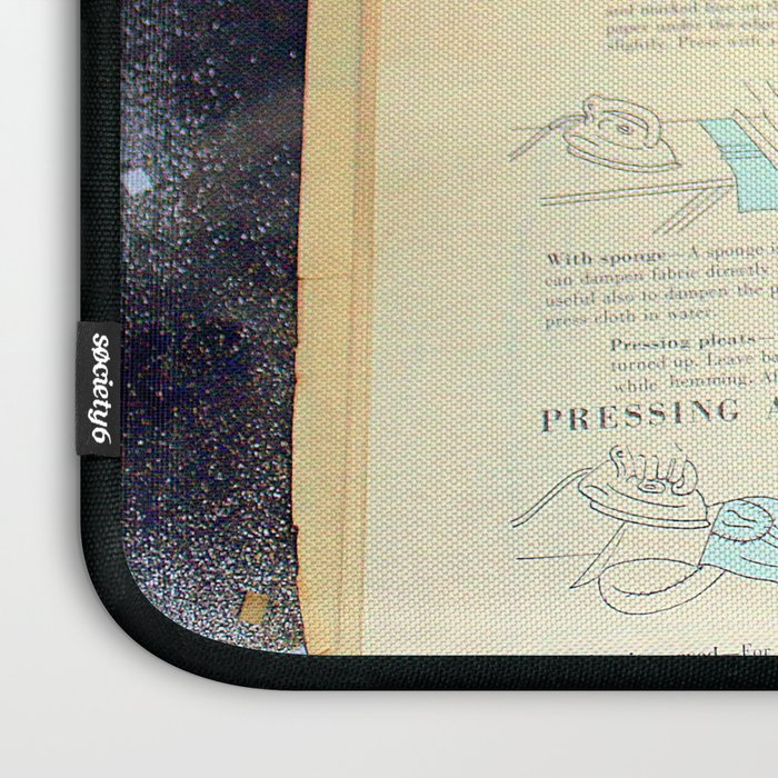Gone To Press Laptop Sleeve