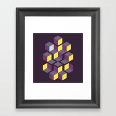 Geo 01 Framed Art Print
