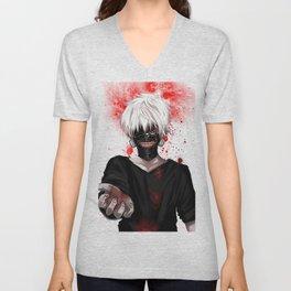 Ken Kaneki Tokyo Ghoul Unisex V-Neck
