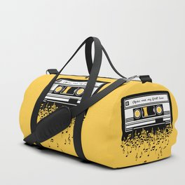 Retro Tape Duffle Bag