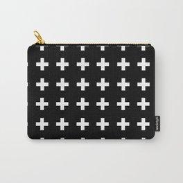 Swiss Cross Scandinavian Design Carry-All Pouch