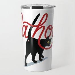 cathole Travel Mug