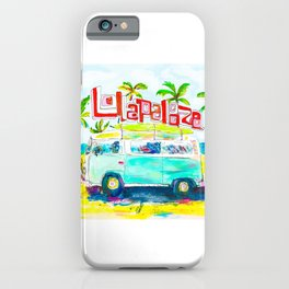 Lollapalooza Beach iPhone Case