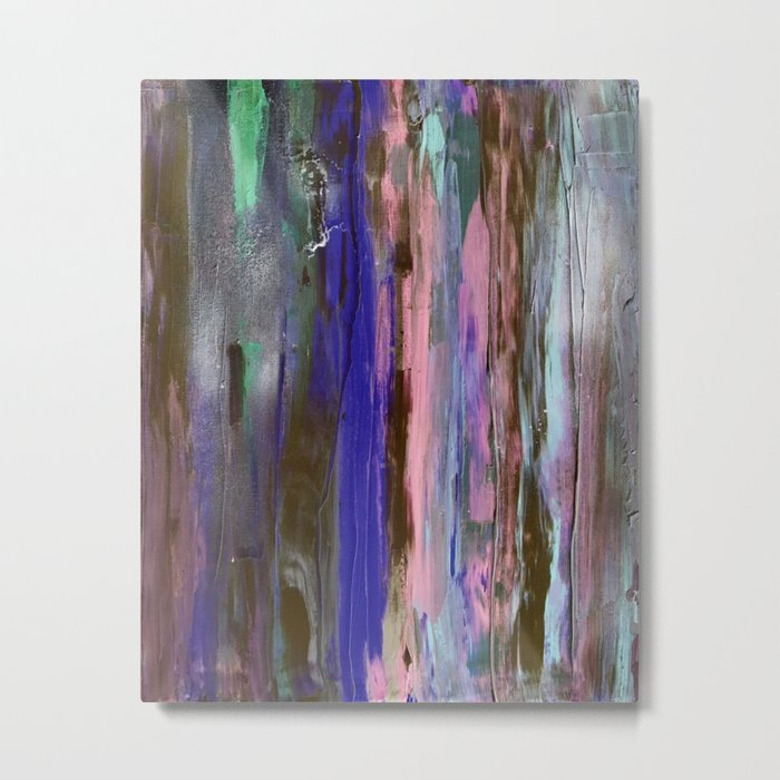 Abstract #2.5 Metal Print