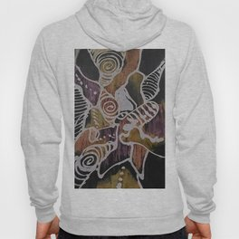 Abstract Design Hoody