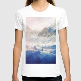 Mountain Winter Dream T-shirt