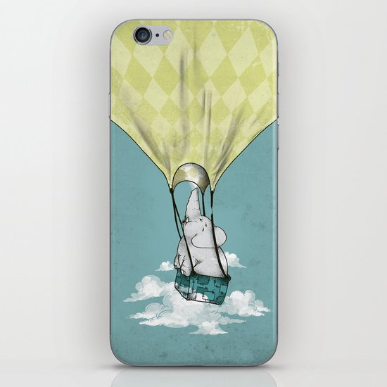 Airborne  iPhone & iPod Skin