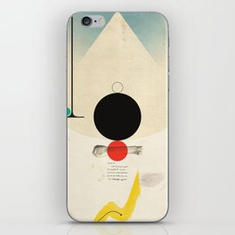 Oneonone iPhone Skin