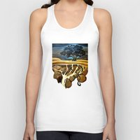 geology Tank Tops featuring Sleep At Last by Patricia Howitt