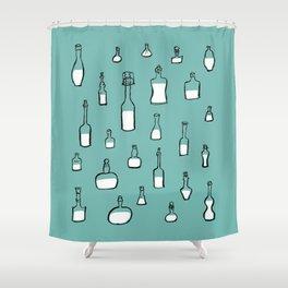 Lactose fest Shower Curtain