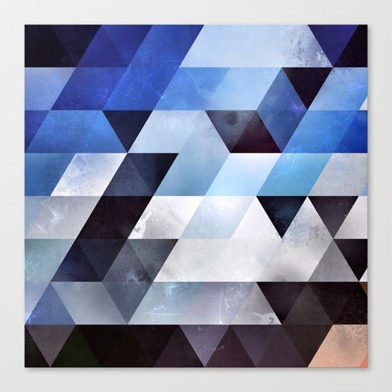blykk lyyzt Canvas Print