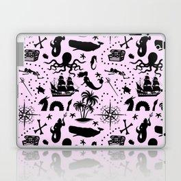 High Seas Adventure // Pink Laptop & iPad Skin