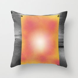 Bigradé Throw Pillow