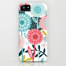 Wild Bouquet iPhone (5, 5s) Slim Case