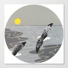Sea Fever 1 Canvas Print