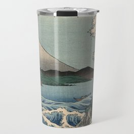 The Sea of Satta Travel Mug