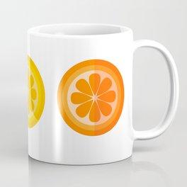Citrus Fresh Coffee Mug