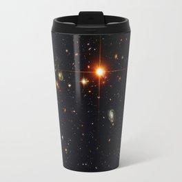 Field of Galaxies Travel Mug