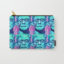 Frankenstein Halloween Zombie Carry-All Pouch